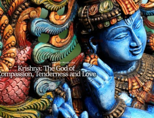 Krishna: The God of Compassion, Tenderness and Love
