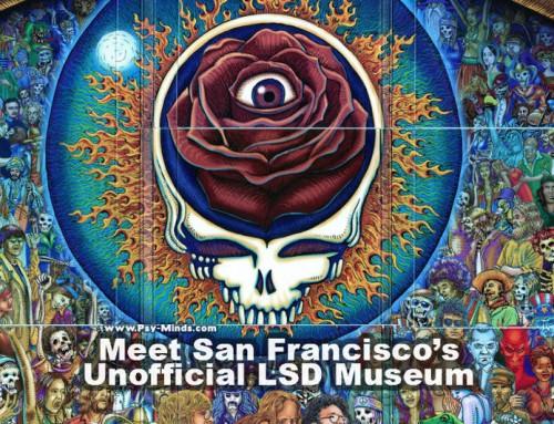 Meet San Francisco's Unofficial LSD Museum