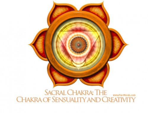 Sacral Chakra: The Chakra of Sensuality and Creativity
