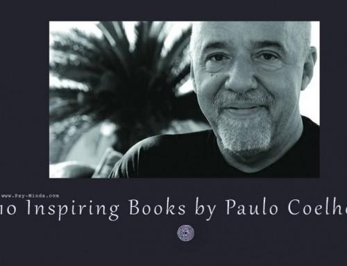10 Inspiring Books by Paulo Coelho