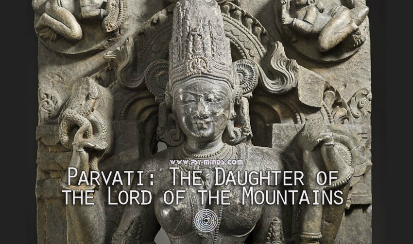 Parvati The Daughter of the Lord of the Mountains