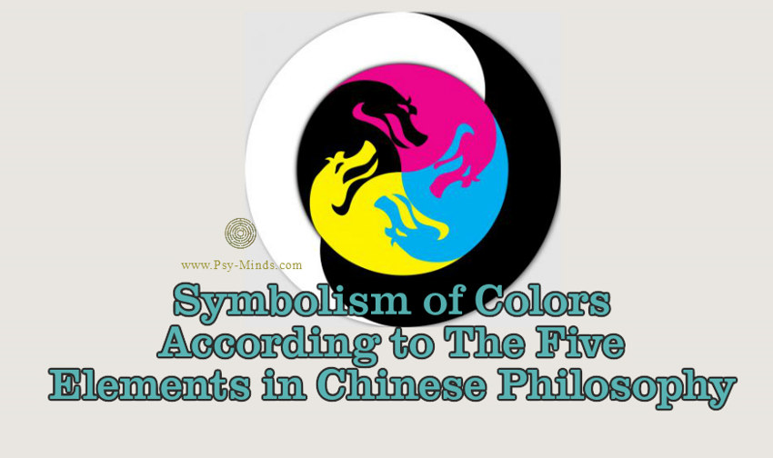 Symbolism of Colors According to The Five Elements in Chinese Philosophy