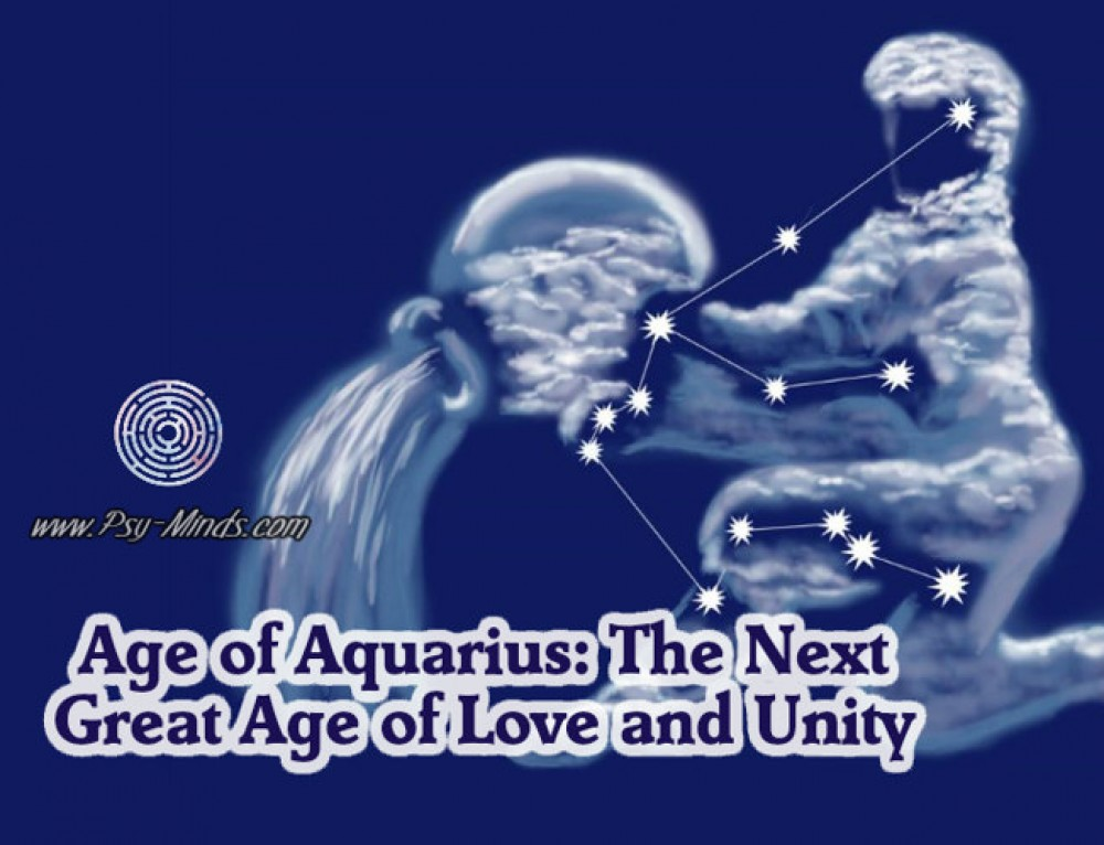 Age of Aquarius: The Next Great Age of Love and Unity