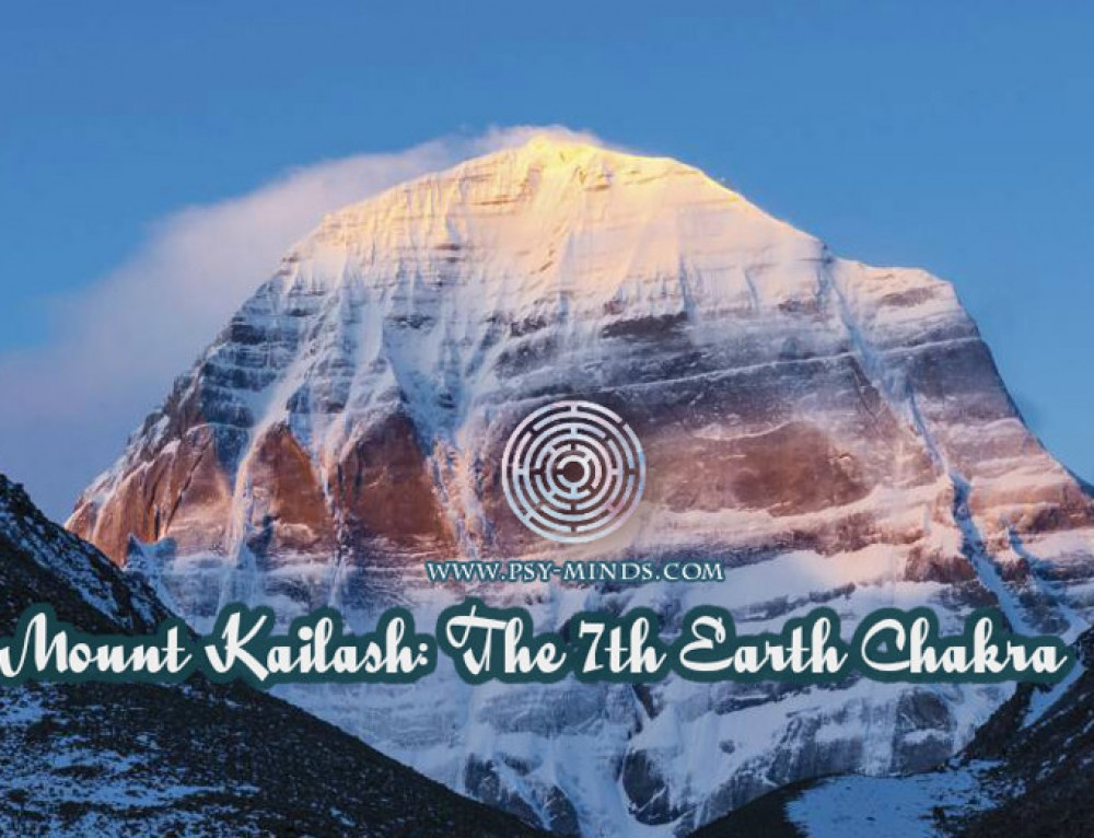 Mount Kailash: The 7th Earth Chakra