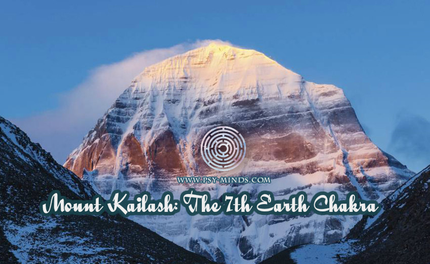 Mount Kailash The 7th Earth Chakra