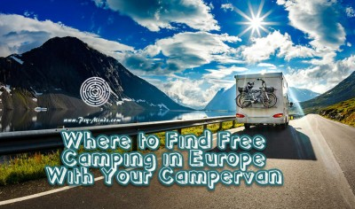 Where to Find Free Camping in Europe With Your Campervan