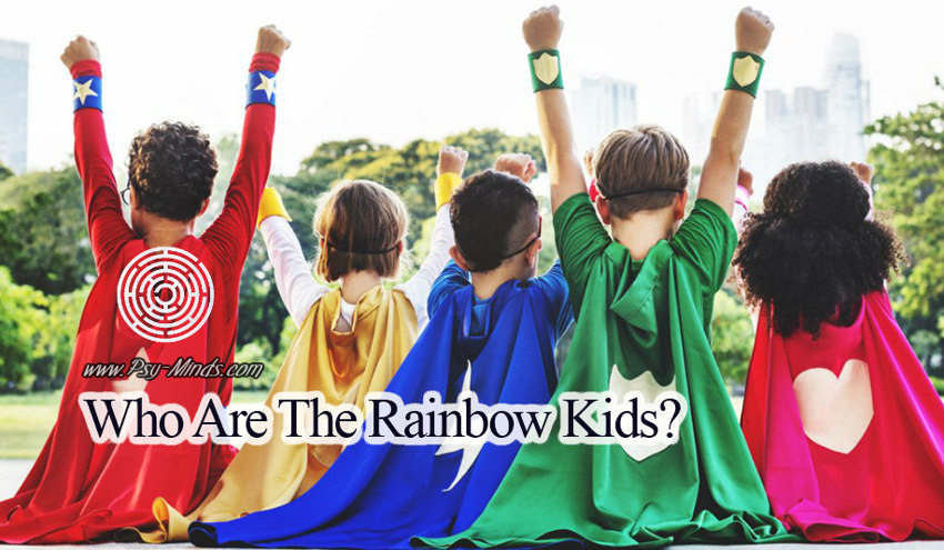 Who Are The Rainbow Kids