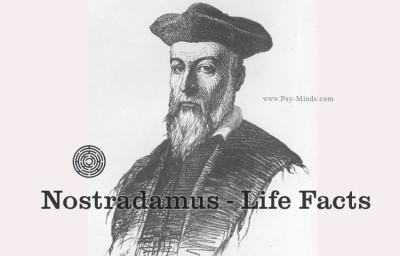 Nostradamus - Life Facts