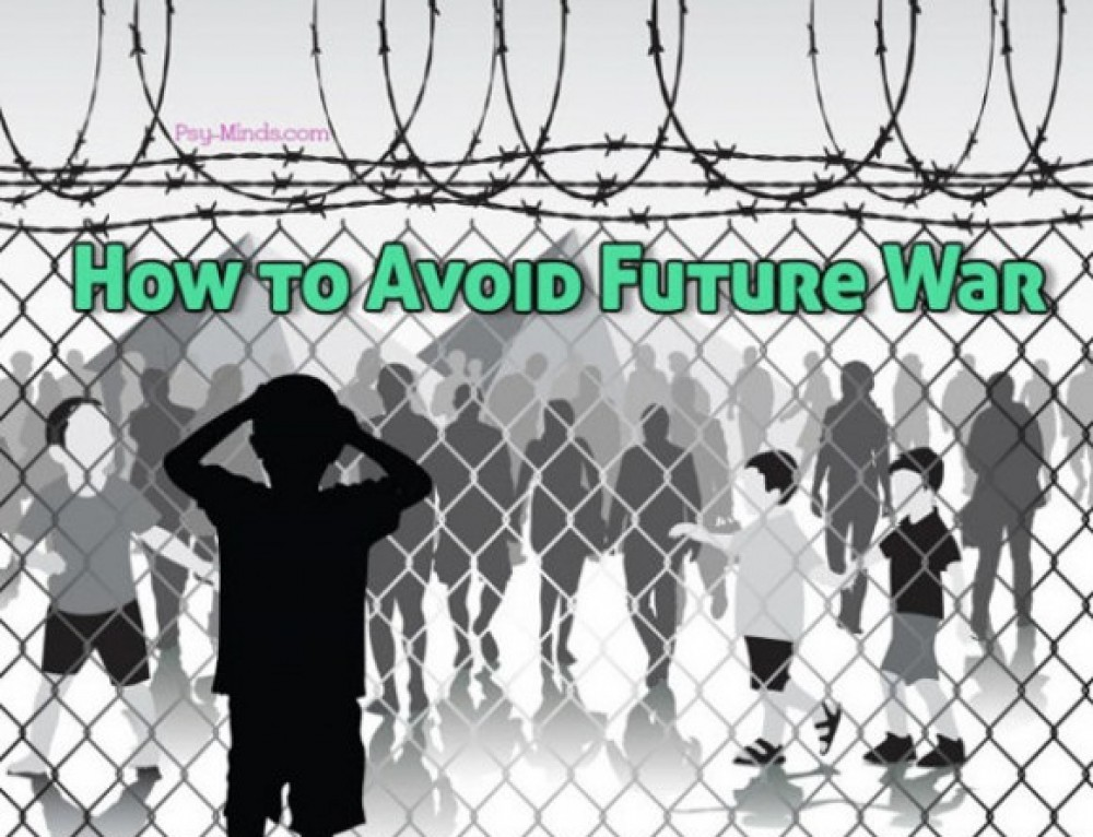 How to Avoid Future War