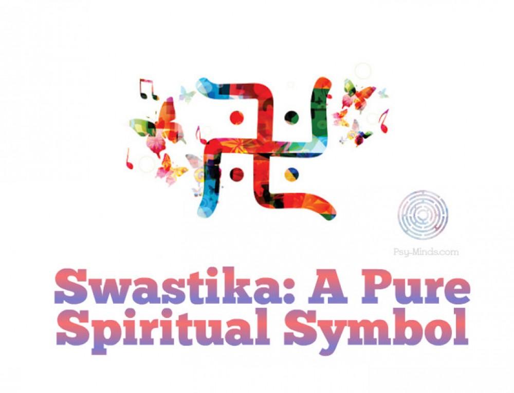 Swastika: A Pure Spiritual Symbol