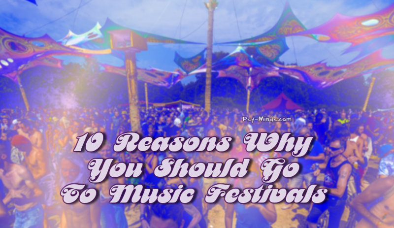 10 Reasons Why You Should Go To Music Festivals ps