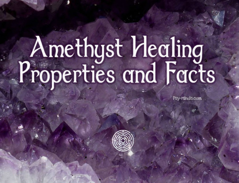 Amethyst Healing Properties and Facts