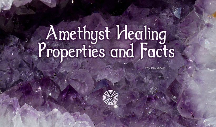 Amethyst Healing Properties and Facts 1