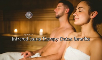 Infrared Sauna Therapy Detox Benefits