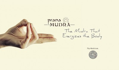 The Mudra That Energizes the Body