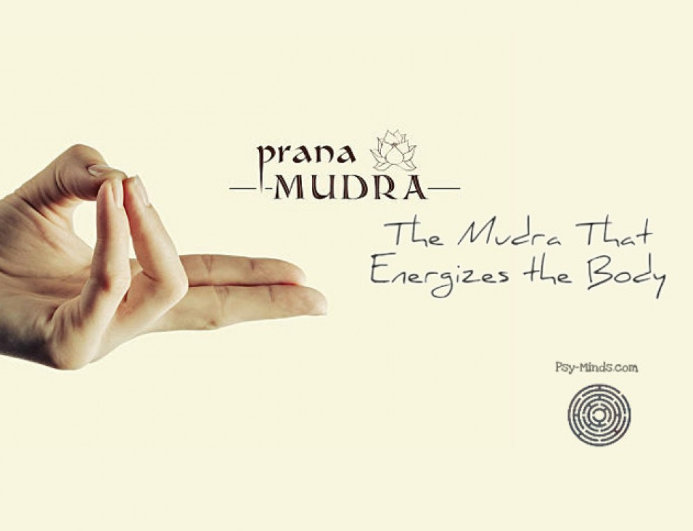 Prana Mudra:The Mudra That Energizes the Body