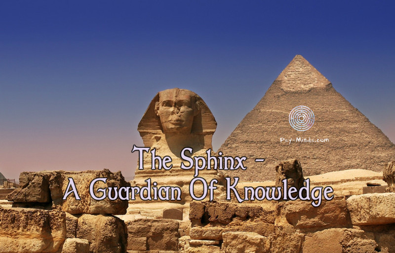 The Sphinx - A Guardian Of Knowledge