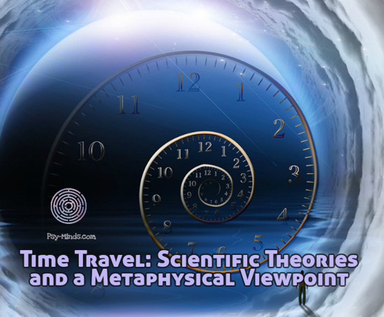 Time Travel Scientific Theories and a Metaphysical Viewpoint fi