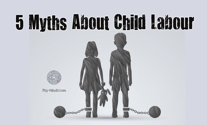5 Myths About Child Labour