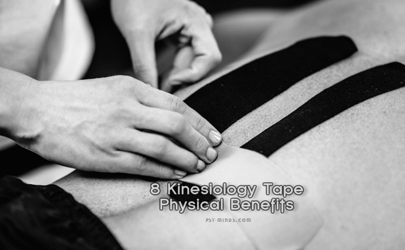 8 Kinesiology Tape Physical Benefits