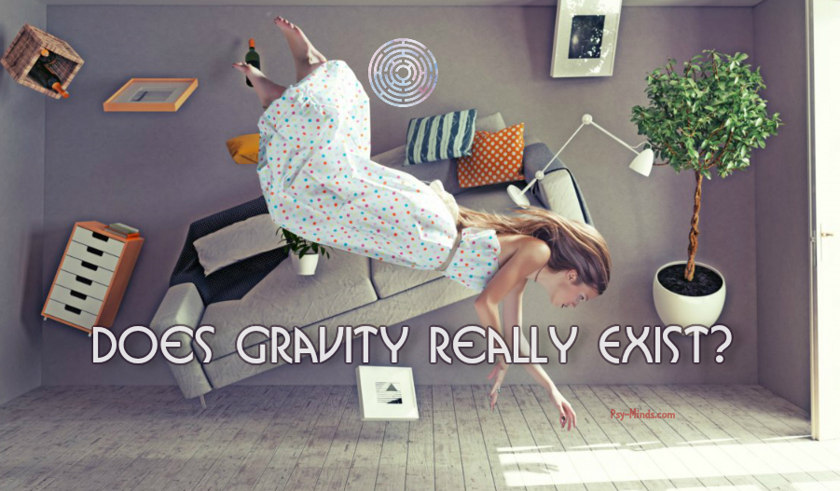 Does Gravity Really Exist 2