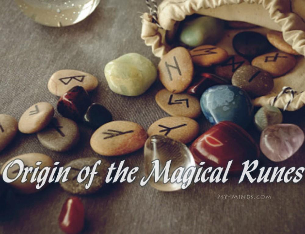 Origin of the Magical Runes