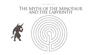 The Myth of the Minotaur and the Labyrinth