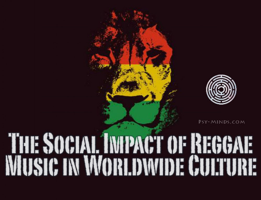 The Social Impact of Reggae Music in Worldwide Culture