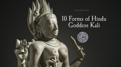 10 Forms of Hindu Goddess Kali