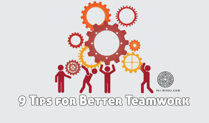 9 Tips for Better Teamwork