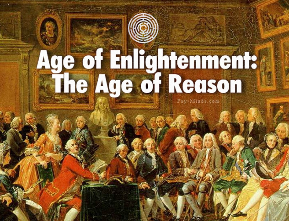 Age of Enlightenment: The Age of Reason