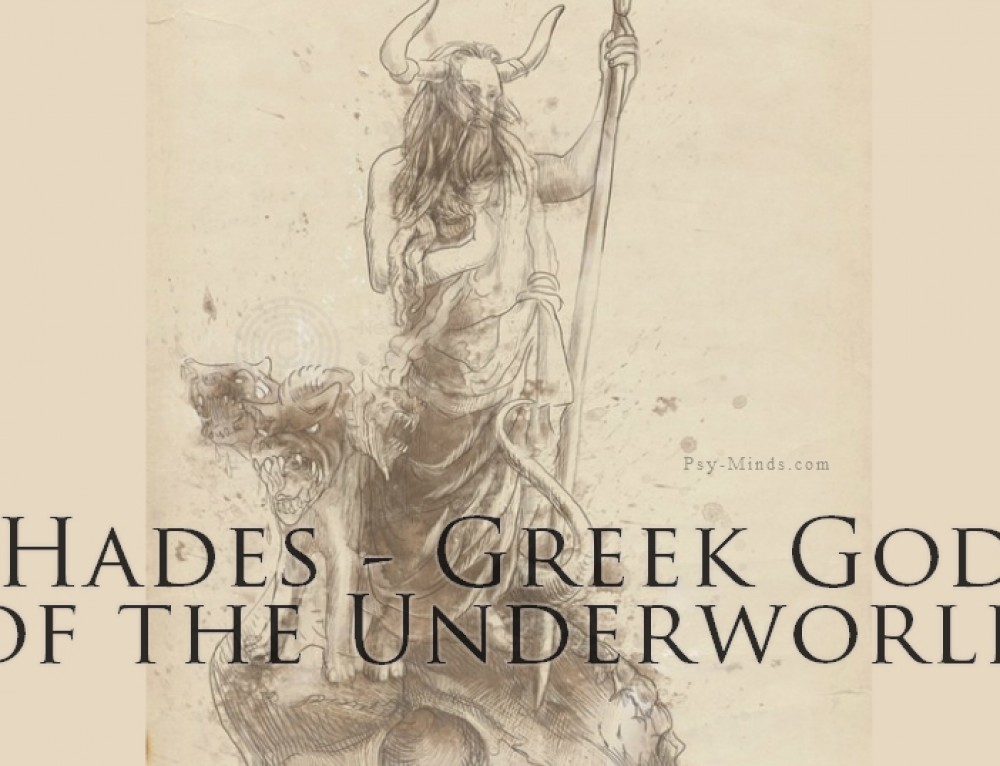 Hades – Greek God of the Underworld