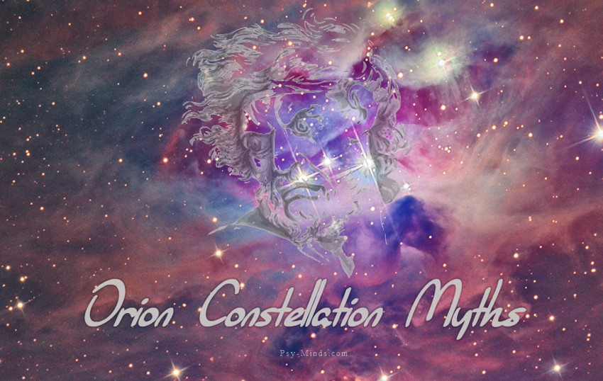 Orion Constellation Myths 32