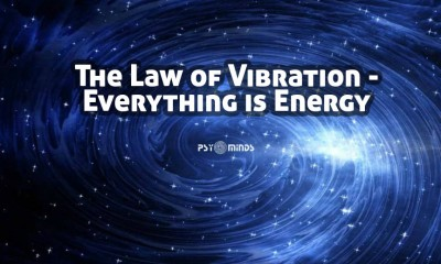 The Law of Vibration - Everything is Energy