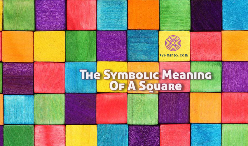 The Symbolic Meaning Of A Square