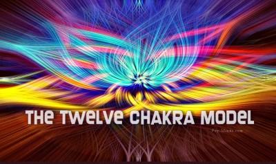 The Twelve Chakra Model 1