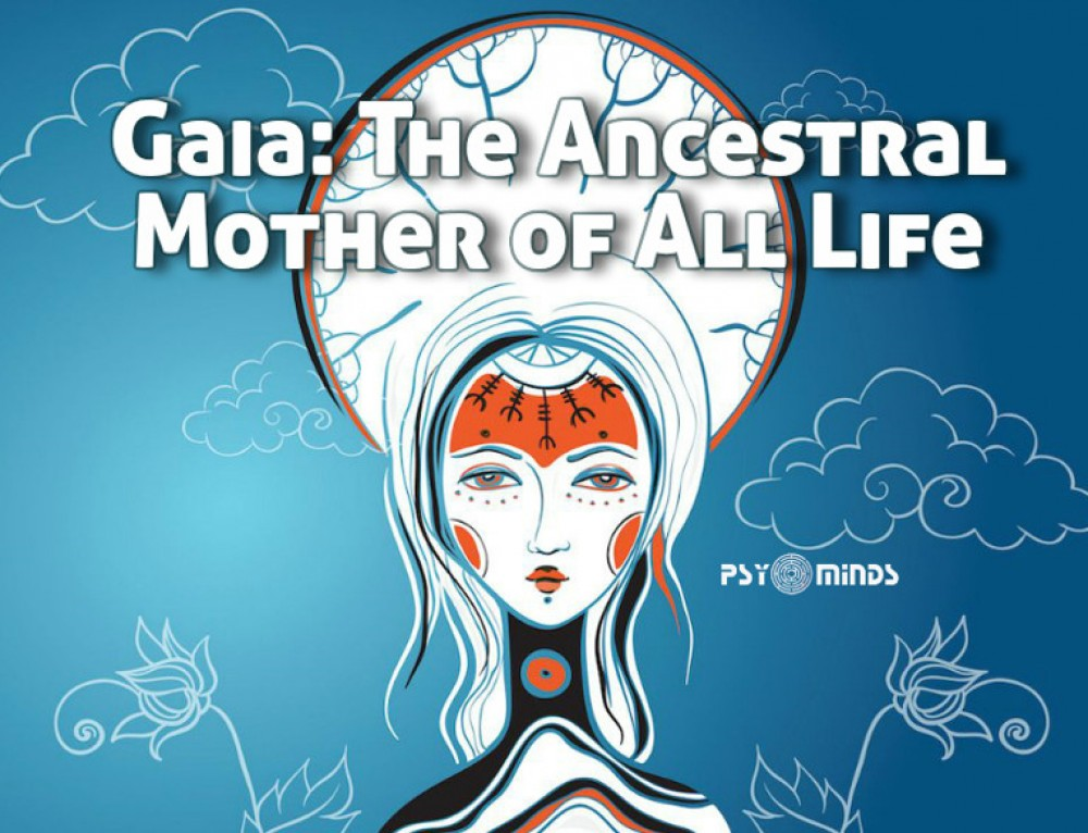 Gaia: The Ancestral Mother of All Life