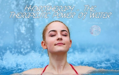 Hydrotherapy - The Therapeutic Power of Water