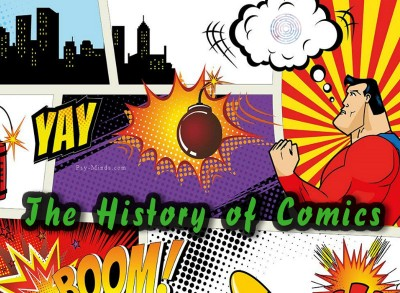 The History of Comics