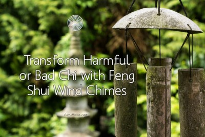 Transform Harmful or Bad Chi with Feng Shui Wind Chimes