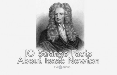 10 Strange Facts About Isaac Newton