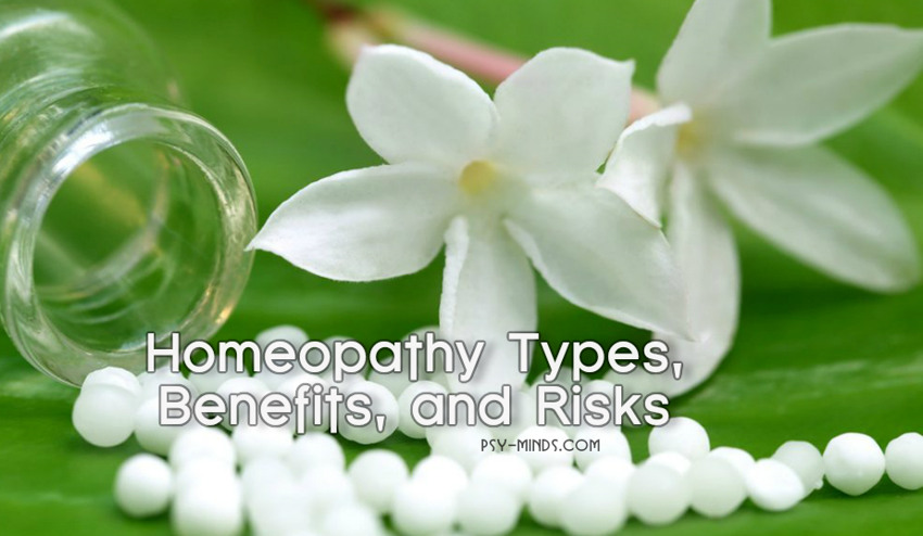 Homeopathy Types, Benefits, and Risks