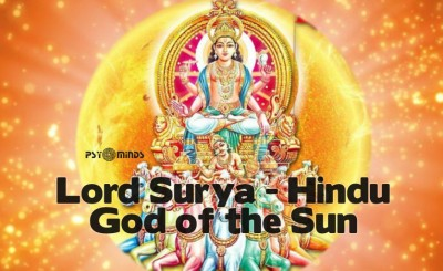 Lord Surya - Hindu God of the Sun