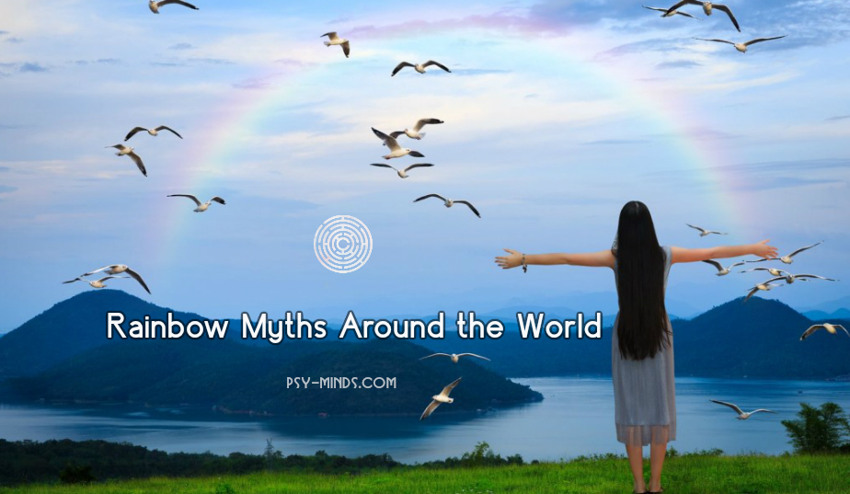Rainbow Myths Around the World