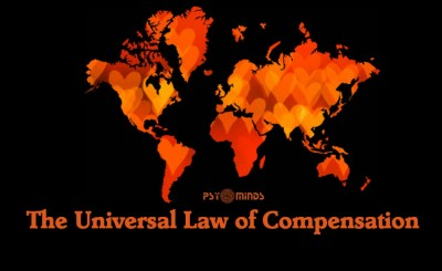 The Universal Law of Compensation