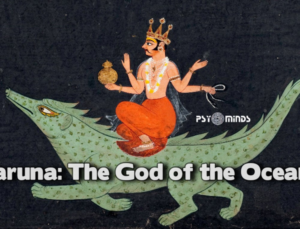 Varuna: The God of the Oceans
