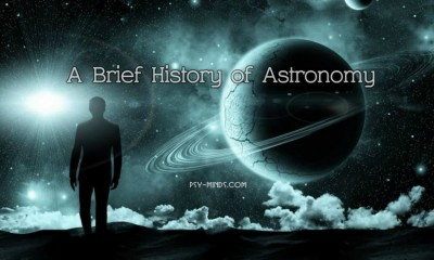 A Brief History of Astronomy