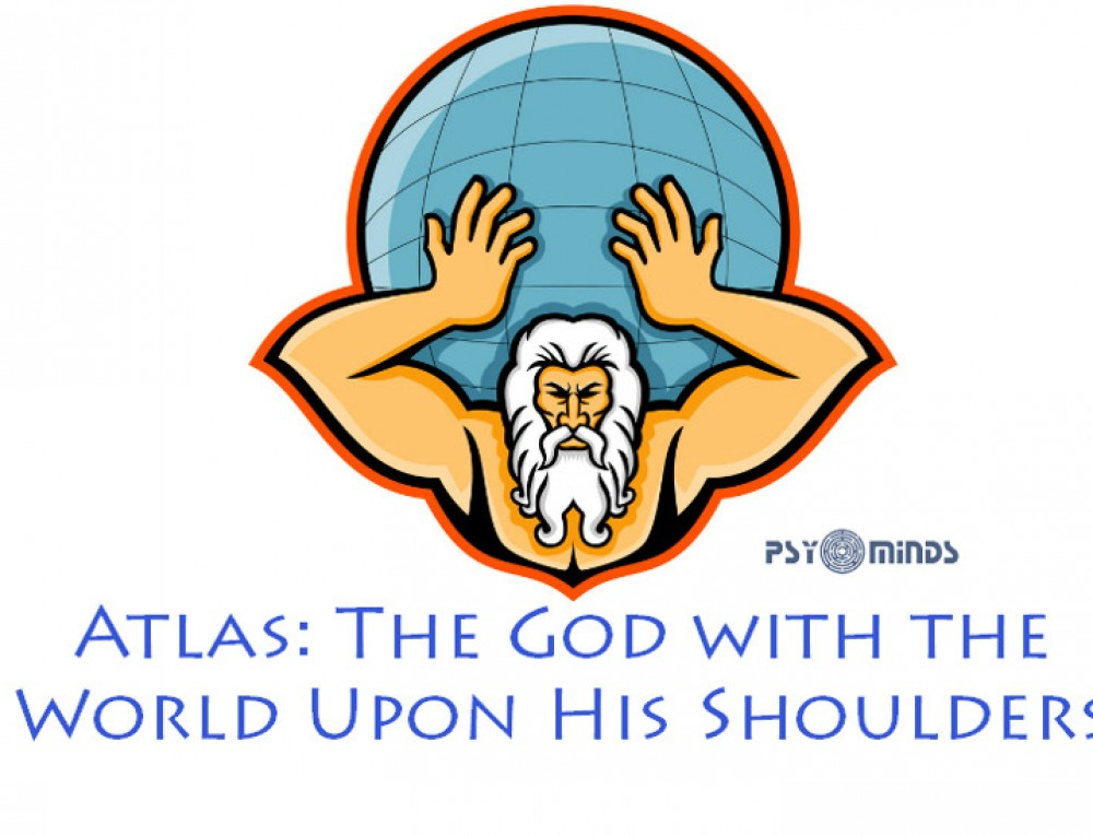 Atlas: The God with the World Upon His Shoulders