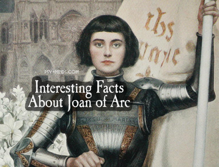 Interesting Facts About Joan of Arc