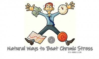 Natural Ways to Beat Chronic Stress